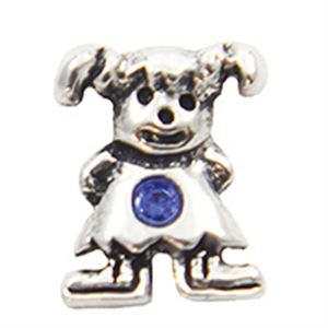 Picture of September Girl Birthstone Charm